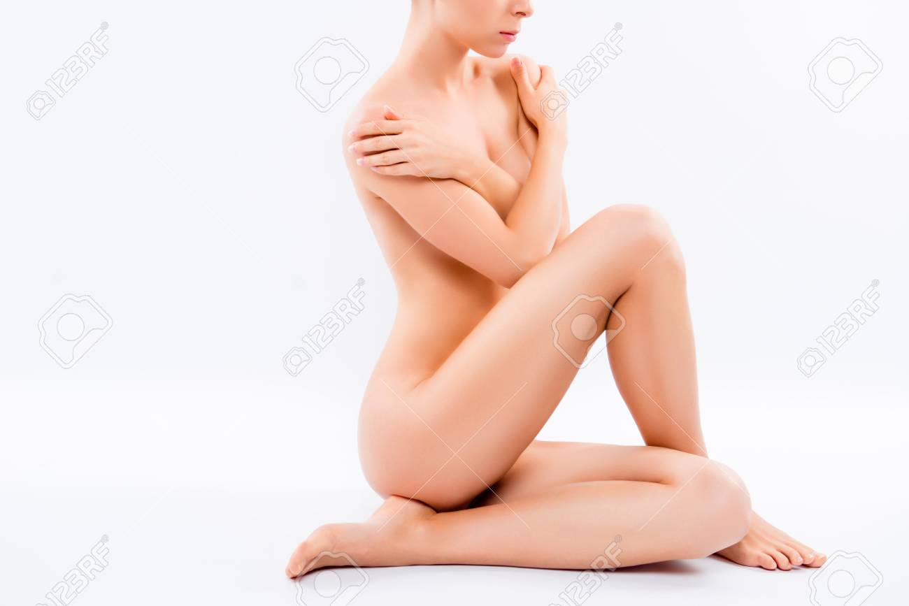 Beautiful woman without clothes photos