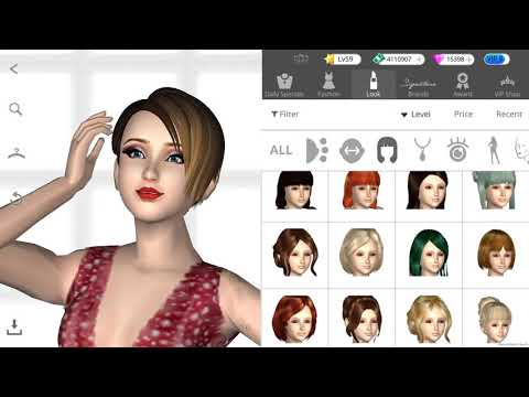 Nude dress up games